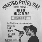 Massive love to Mythic and the Wasted Potential crew going live on Syn FM at 7pm - tune in! #newhope #hiphop #mythic #jetsmusic #