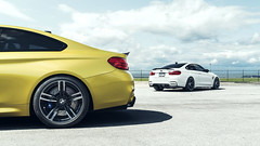 DUAL BMW M4 1 (Arlen Liverman) Tags: exotic maryland automotivephotographer automotivephotography aml amlphotographscom car vehicle sports sony a7 a7rii bmw m4