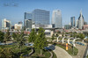 Nashville, Tennessee (Michael Davis Photography) Tags: nashville nashvilletennessee musiccity downtownnashville downtown skyline skyscraper highrise sobro sky business tower building walk south southbroadway cumberlandriver tennessee itcity urban urbanity