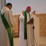 Installation du nouveau recteur de la Basilique