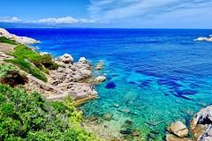 Capo Testa, Santa Teresa di Gallura, Sardinia, Italy. (Massimo Virgilio - Metapolitica) Tags: summer sky sea santateresadigallura capotesta italy sardinia
