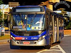 21.963 Viação Osasco (busManíaCo) Tags: busmaníaco ônibus bus nikond3100 nikon d3100 osasco viaçãoosasco caio apache vip iv mercedesbenz of1721 bluetec 5