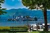 Italia, Lago d'Orta, Veduta dell'Isolotto di San Giulio  #lake #italy #nikon #italia #50mm #panorama #view #ortasangiulio (antgallinaro) Tags: nikon panorama ortasangiulio italy 50mm lake italia view