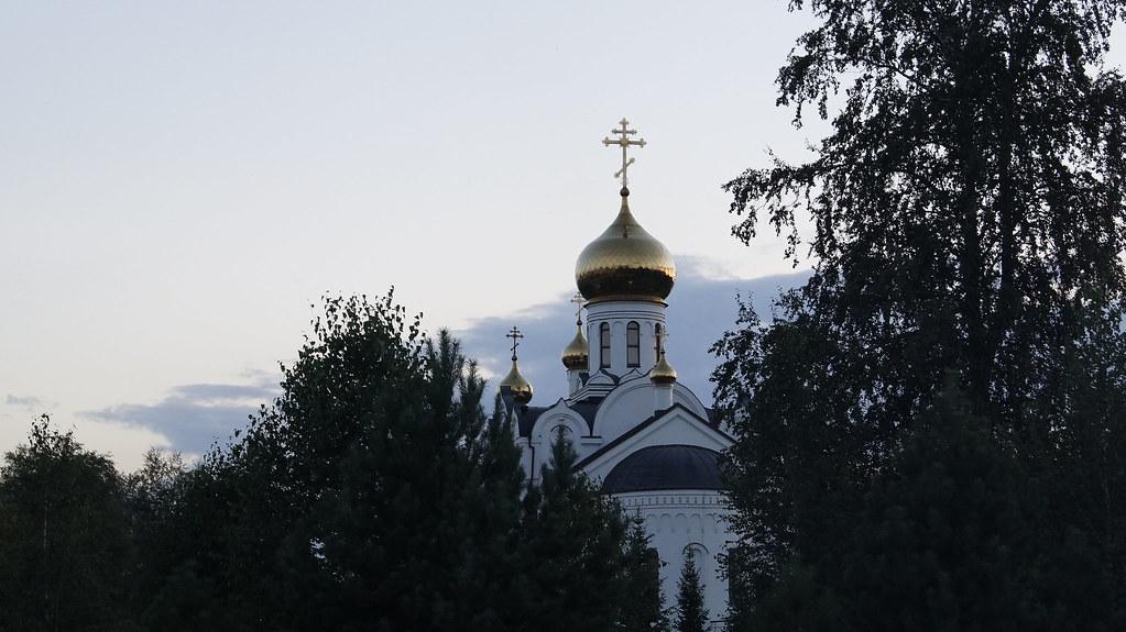 фото: Храм Святой Троицы, Кемерово
