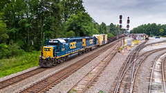 CSX D974-11 Doswell Drone 6341 (HeritageNY) Tags: csx rfp signals local standard cab yn3 drone