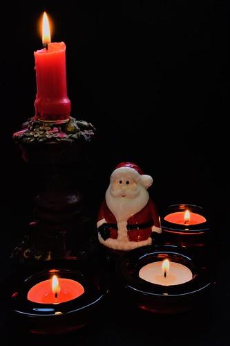 170815 - 001 Christmas Candles