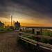 Sunrise along the Moncton Riverfront Trail