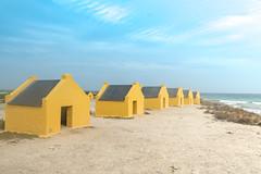 Bonaire Sklavenhäuser