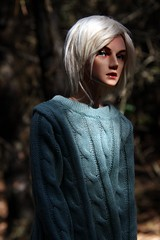 The Woods (♔Siv) Tags: unoa elder brother zest bjd ball jointed doll paradise skin