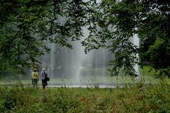 Fountain (crafty1tutu (Ann)) Tags: travel holiday 2017 unitedkingdom uk england dorset somerset chard fordeabbeyandgardens fountain garden trees crafty1tutu canon5dmkiii canon24105lserieslens anncameron