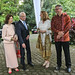 Their Majesties the King and Queen of Sweden visit CIFOR