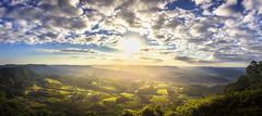 Highlands (Diego S. Mondini) Tags: serradomirador planalto presidentegetúlio santacatarina brasil brazil montains sky clouds panorama