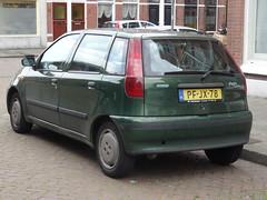 1996 Fiat Punto Selecta (harry_nl) Tags: netherlands nederland 2017 denhaag scheveningen fiat punto selecta pfjx78 sidecode5