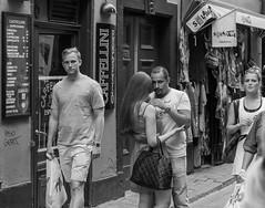 My precious...    Stockholm / Sweden (mikeback-streetphotography) Tags: photography people photographer photo photooftheday portrait couple stockholm streetphotography streetphotographers sweden streetart street streetartistry streetarteverywhere streetlife streetphoto streetstyle gamlastan gatufotografi girl guy girls blackandwhitephotography blackandwhite black bnw bw blackwhite beautiful urbanwalls urban urbanart city monochrome monochromatic mono woman mikeback mikebackstreetphotography mike back
