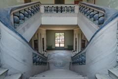 Orfanotrofio SG (tobi_urbex) Tags: urbex urban exploration lost lostplaces abandoned decay decadenza abbandono italia forgotten dimenticato italy staircase stairs orfanotrofio sg