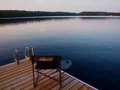 Early Muskoka Mornings ..are the best (Piscesgirl2~) Tags: muskoka ontario cottage life canada peaceful heaven beautiful