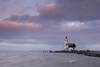20170507-Canon EOS 6D-5438 (Bartek Rozanski) Tags: marken noordholland netherlands spring nederland lighthouse island sunset sea calm zuiderzee lake paardvanmarken evening