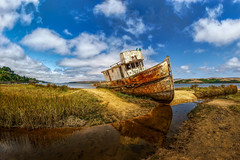 Point Reyes Shipwreck (PNW-Photography) Tags: shipwreck ship wreck boat iverness california old abandoned