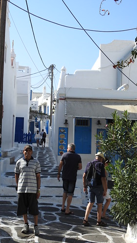 September 3 Sunday (Mykonos)