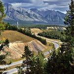 Trans Canada Highway Viewpoint (Banff National Park) thumbnail