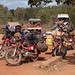 Honda CT110s (Posties) at Archer River Roadhouse