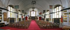 Saint George's Memorial Church (decoja) Tags: ieper interieur kerk panorama westvlaanderen westhoek flanders westflanders ypres indoor church