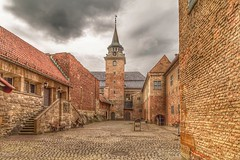Akershus Fortress & Castle (mtm2935) Tags: landmark medieval castle fortress oslo norway