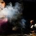 #15 where there is smoke.. (sayan_mukherjee) Tags: street streetphotography people lightandshdes
