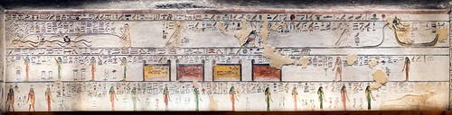 KV17, The Tomb of Seti I, Side chamber Jb