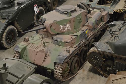Stridsvagen m/40L '335'