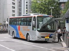 茨城交通 (izayuke_tarokaja) Tags: 高速バス 茨城交通 みちのりホールディングス エアロエース mitsubishi fuso mitsubishifuso
