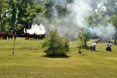 DSC_5082 (Mark Morello) Tags: rogersisland fortedward newyork frenchandindian encampment battle majrobertrogers british french indians usa