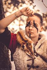 The warrior (Fotografreek) Tags: warrior wasteland wastelander wastelandgirl wastelands portrait portraitphotographer digitalartist photographer photography cosplay cosplayer cosplayers cosplaygirl fantasy fantasyportrait