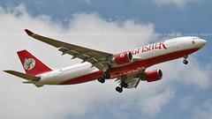 Kingfisher Airbus A330-200 VT-VJO Bangalore (BLR/VOBL) (Aiel) Tags: kingfisher airbus a330 a330200 vtvjo bangalore bengaluru