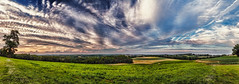 IMG_4449-60Ptzl1TBbLGER2 (ultravivid imaging) Tags: ultravividimaging ultra vivid imaging ultravivid colorful canon canon5dmk2 clouds fields farm summer evening landscape panoramic pennsylvania pa scenic rural vista sky sunsetclouds sunset countryscene