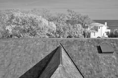 Angles IR (Neal3K) Tags: stsimonsisland georgia coast ir infraredcamera kolarivisionmodifiedcamera roof angles bw blackandwhite