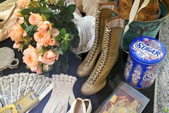 Those shoes! ♥ (petrOlly) Tags: europe europa germany deutschland sinsheim museum fashion object objects