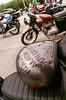 Ignore Alien Orders (Georgie_grrl) Tags: modsandrockers2017 motorcycles scooters social friends toronto ontario pentaxk1000 rikenon12828mm