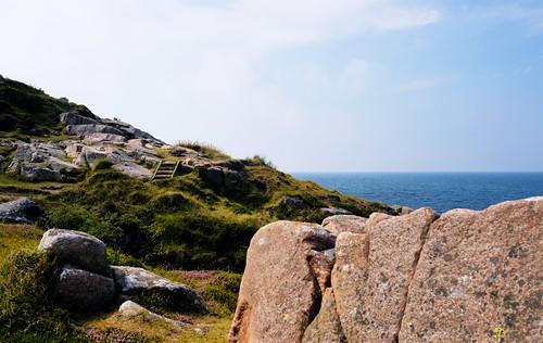 Coastal trail around Hammerknuden