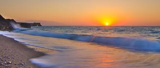 Geropotamos beach