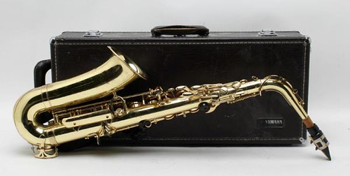 Yamaha YAS-52 Alto Saxophone ($550.00)
