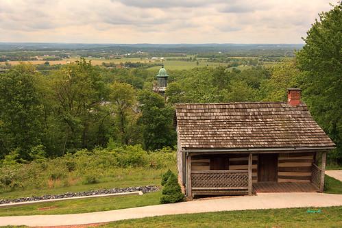 From flickr.com: Fr DuBois Log Cabin {MID-218577}