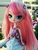 Victorine de chips novos!! (♪Bell♫) Tags: victorine valentine flour de petit dal loa pink girl groove doll eyechip