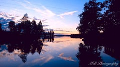 THE LAND OF LAKES (M_B_Photography) Tags: sweden lakes landscape landschaft varmland