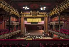 Hulme Hippodrome (Camera_Shy.) Tags: hulme hippodrome derelict theatre manchester abandoned disused old cinema deya ministries urban exploration nikon d810