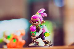 Inkling Boy (FaruSantos) Tags: amiibo nintendo games videogames jogos toys miniaturas splatoon