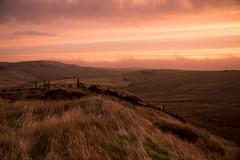 Sunrise in the Peaks (ola_er) Tags: sunrise peak district nikon landscape sky pink colours sigma