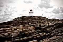 Bua Fyr II - Sweden Summer 2017 (Jualbo FOTO) Tags: sweden schweden summer sommer 2017 baltic sea ostsee meer nikon d7100 lighthouse leuchtturm felsen rocks