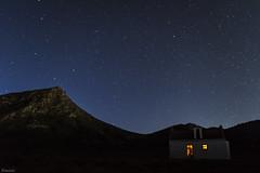 The light inside 1 (Siminis) Tags: siminis heraklio crete greece church nightsky sky stars star starrynight polaris northstar north starlit thelightinside night