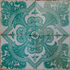 Portuguese tiles (jeetdhillon) Tags: tile tiles portugal colour colourful mosaic porto lisbon europe travel life old crack holiday happy explore building traditional lacquer lacquered glaze glazed stack plaster ceramic mediterranean azulejos
